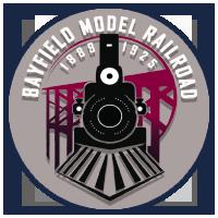 Bayfield Model Railroad Logo