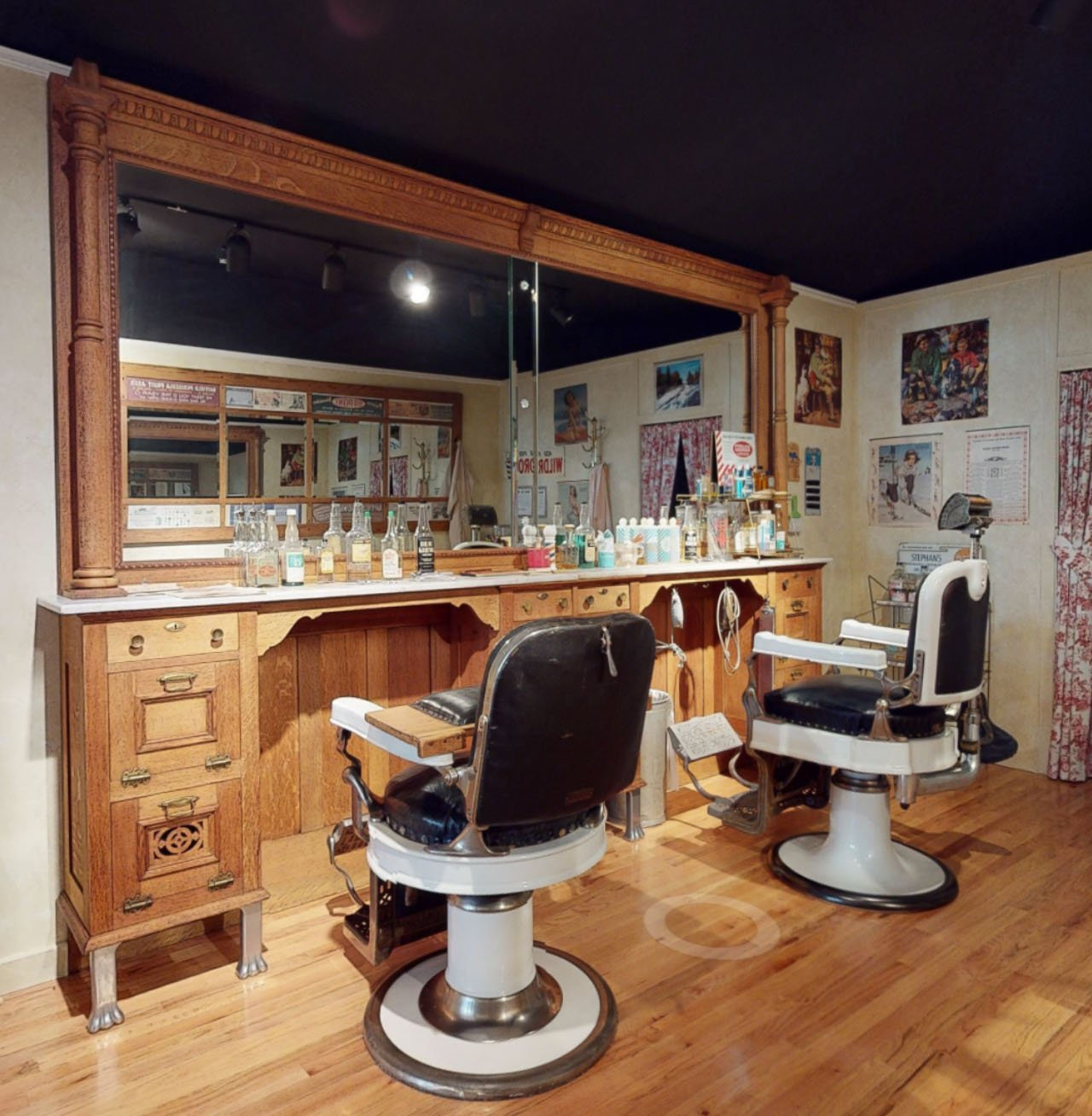 Ray Cahill Barbershop