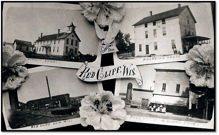 Red Cliff State Fair Exhibition - Bayfield Heritage Association - RD Pike Archive Center