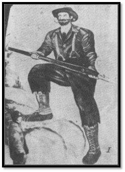 Paul Bunyan - Evening Telegram Superior Wisconsin February 4 1935