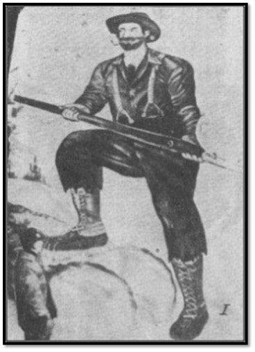 Paul Bunyan Evening Telegram Superior Wisconsin February 4 1935