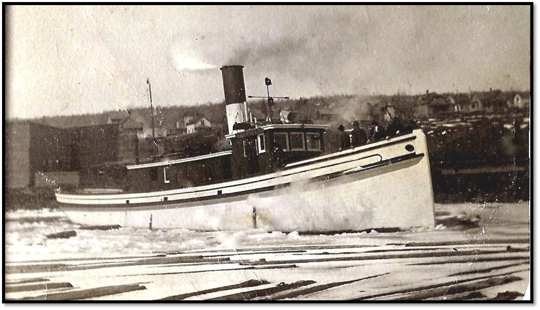 The Tug Bayfield Jim and Marge Miller Family Collection