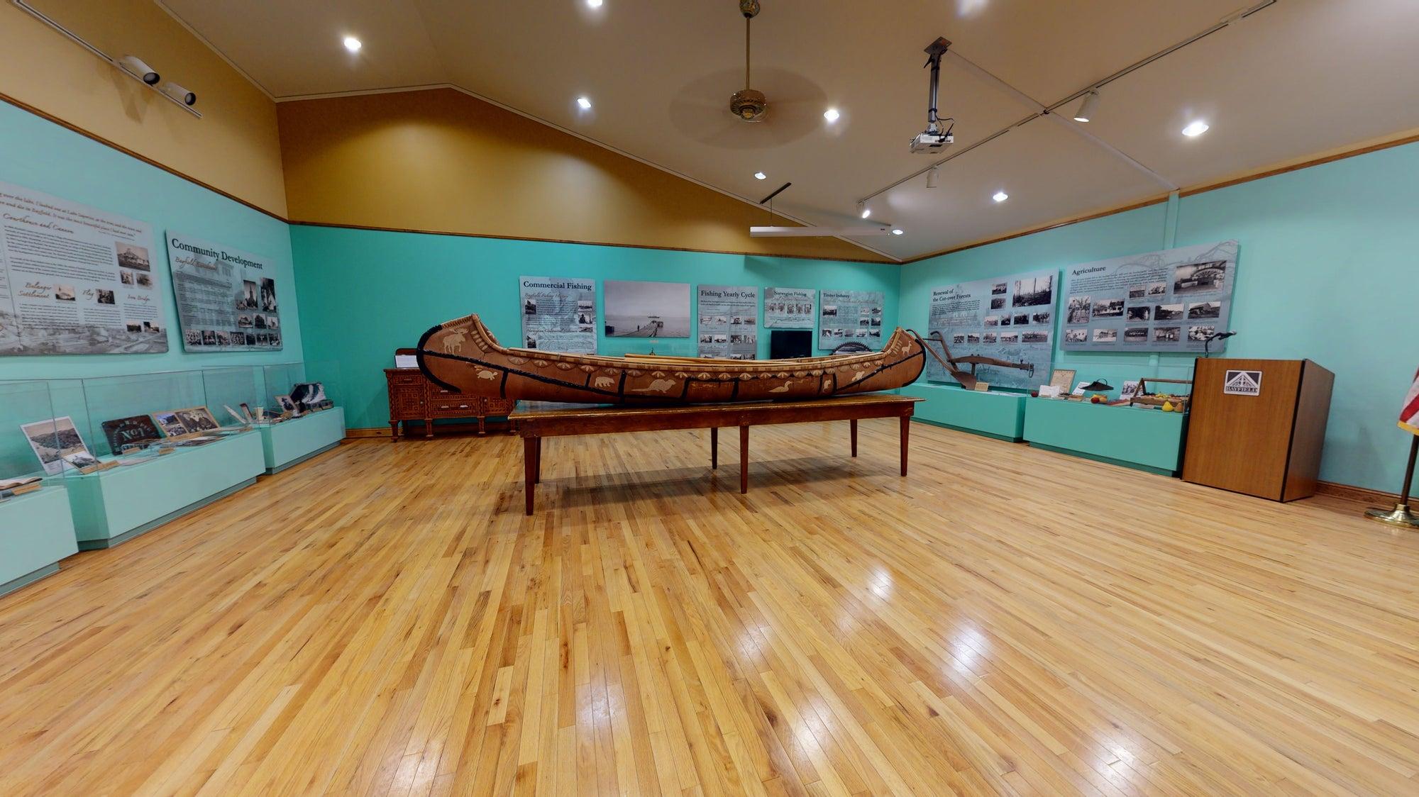 Bayfield History - BHA Exhibit
