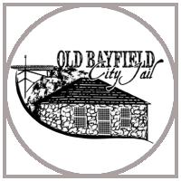 Bayfield City Jail Exhibit Logo