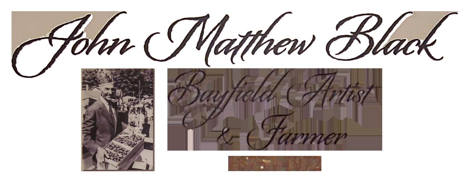 John Matthew Black Logo