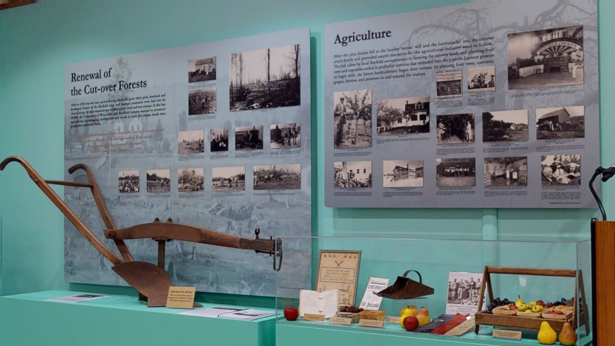 Timber-Agriculture - BHA Exhibit